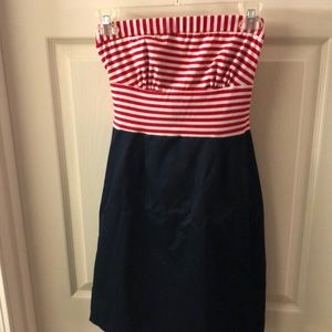 Women's cute tube top dress